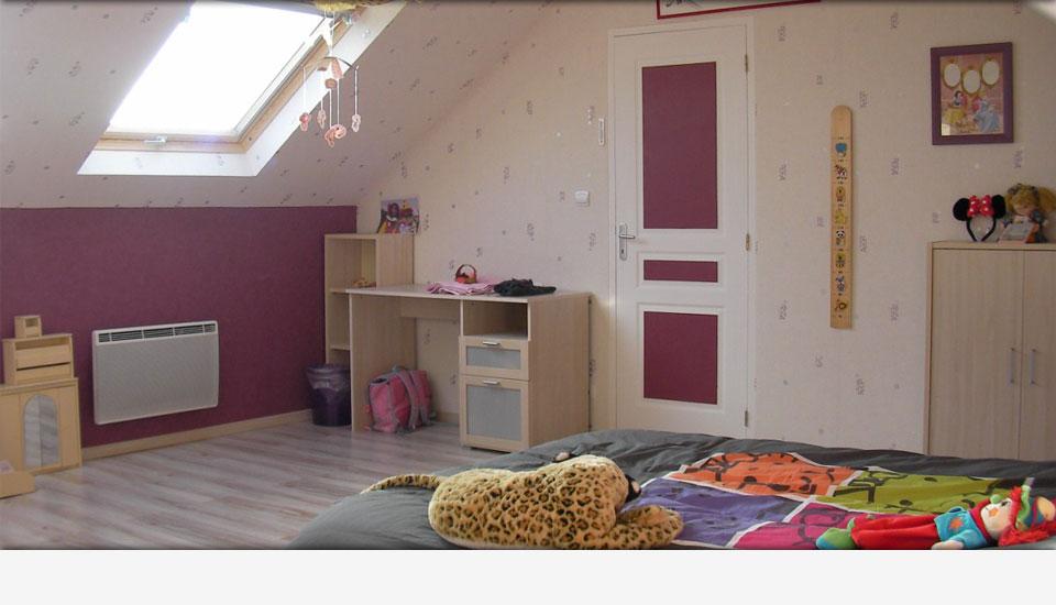 amenagement comble 2 permis de construire plan de maison. Black Bedroom Furniture Sets. Home Design Ideas
