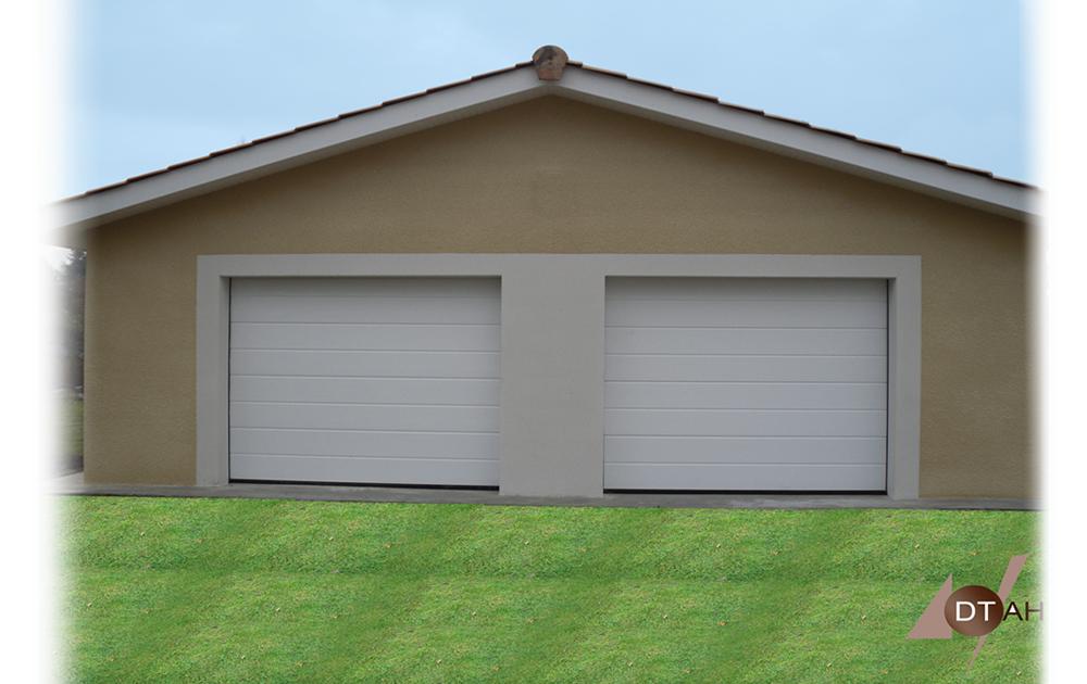 Permis de construire garage travaux garage plan de garage permis de construire plan de maison - Garage sans permis de construire ...