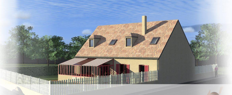 Permis de Construire terrasse véranda